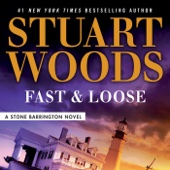 Fast and Loose (Unabridged) - Stuart Woods Cover Art