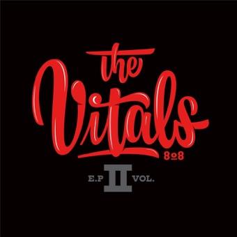 The Vitals 808 EP, Vol. II – EP – The Vitals 808