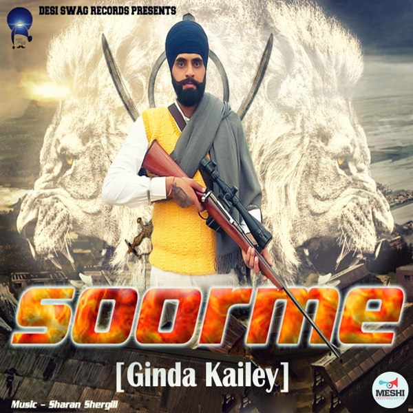 Soorme - Single   Ginda Kailey