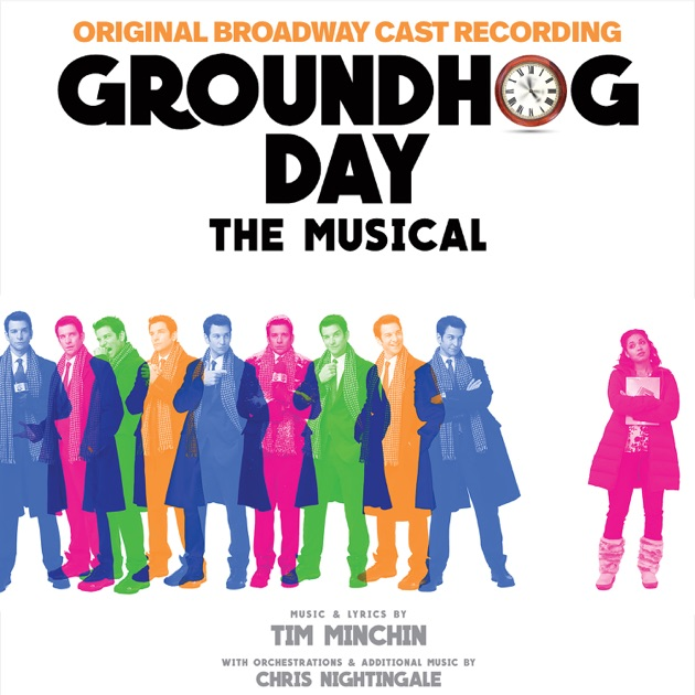 Groundhog Day The Musical (Original Broadway Cast Recording) - Original Broadway Cast of Groundhog Day