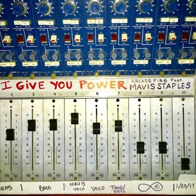 I Give You Power (Single)