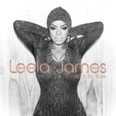 Don't Want You Back - Leela James Cover Art