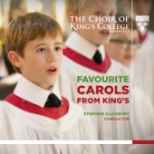 Choir of King's College, Cambridge & Stephen Cleobury - Favourite Carols from King's  artwork