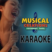 Musical Creations Karaoke - Ain't No Mountain High Enough (Originally Performed by Marvin Gaye and Tammy Terrell) [Instrumental] artwork