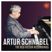 Artur Schnabel - Artur Schnabel - The RCA Victor Recordings  artwork
