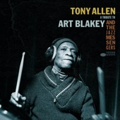 A Tribute To Art Blakey and the Jazz Messengers - EP - Tony Allen