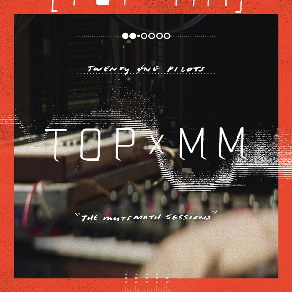TOPxMM - EP MUTEMATH CD cover