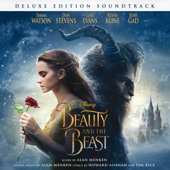 Ariana Grande & John Legend - Beauty and the Beast Grafik