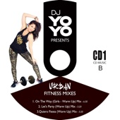 Feel the Fire (Dj Yoyo Warm Up) [Live] - DJ Yoyo Sanchez