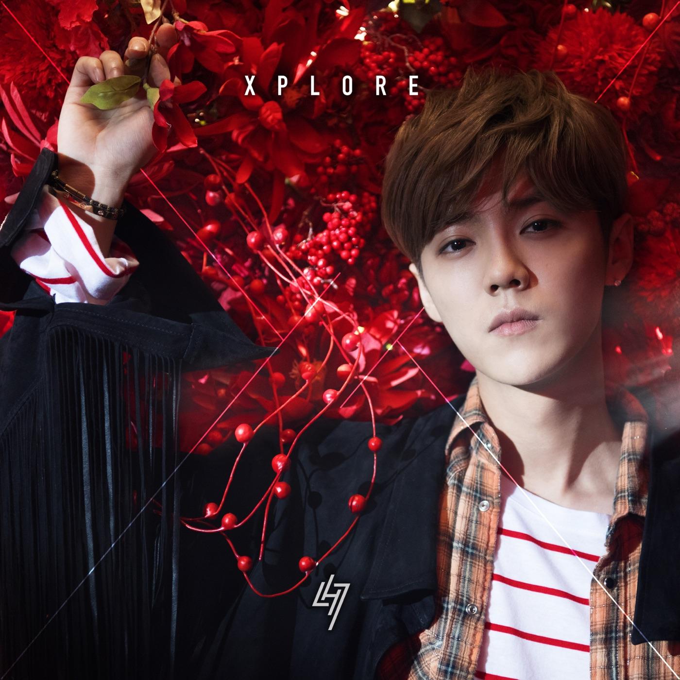 鹿晗 - Xplore - Single