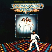 Saturday Night Fever (The Original Movie Soundtrack) - Various Artists Cover Art