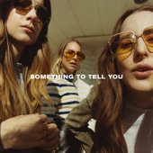 HAIM - Want You Back artwork