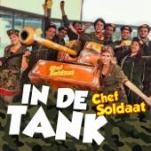 Chef Soldaat - In De Tank kunstwerk