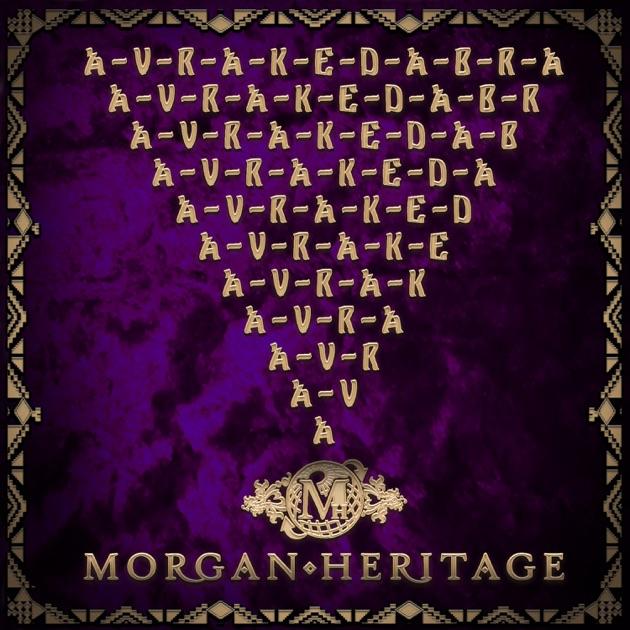 Avrakedabra by Morgan Heritage