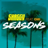 Seasons (feat. Omi) - Shaggy Cover Art