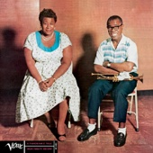 Ella Fitzgerald & Louis Armstrong - Ella and Louis  artwork