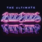 The Ultimate Bee Gees - Bee Gees Cover Art