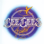 Greatest - Bee Gees Cover Art