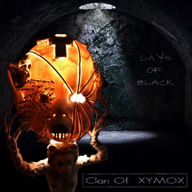 Days of Black by Clan of Xymox
