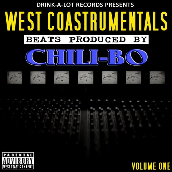 West Coastrumentals Vol 1 Chili-Bo CD cover