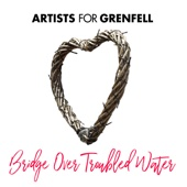 Artists for Grenfell - Bridge Over Troubled Water illustration