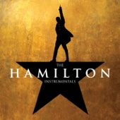 The Hamilton Instrumentals - Original Broadway Cast of Hamilton Cover Art