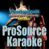 Passionfruit (Originally Performed By Drake) [Instrumental]