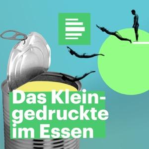 Das Kleingedruckte im Essen - Deutschlandfunk Nova
