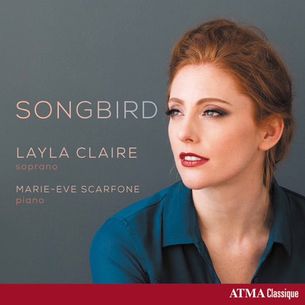 Layla Claire & Marie-Eve Scarfone - Songbird (2017) [WEB FLAC] Download