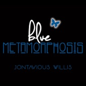 Jontavious Willis - Blue Metamorphosis  artwork