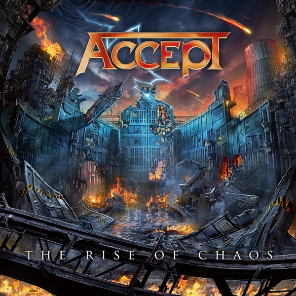iTunes Artwork for 'The Rise of Chaos (by Accept)'