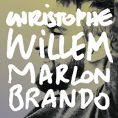 Christophe Willem - Marlon Brando illustration