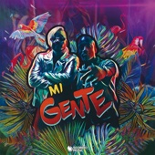 J Balvin & Willy William - Mi Gente grafismos
