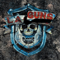 L.A.GUNS - The Missing Peace artwork
