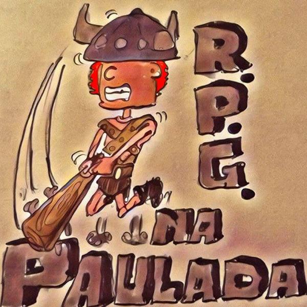 Na Paulada | RPG