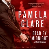 Pamela Clare - Dead by Midnight: An I-Team Christmas (Unabridged)  artwork