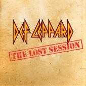 Def Leppard - The Lost Session (Live) - EP обложка