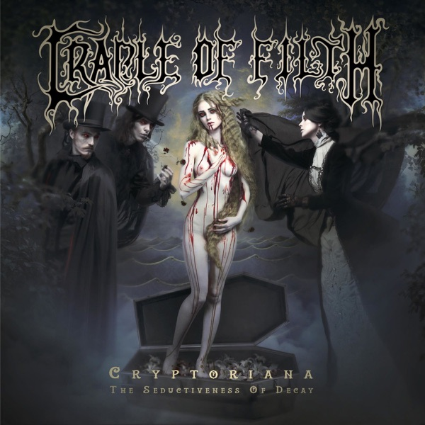 Cradle of Filth - Cryptoriana - The Seductiveness of Decay (2017)