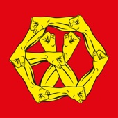 EXO - THE POWER OF MUSIC – The 4th Album 'THE WAR' Repackage (Chinese Version) - EP  artwork