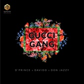 D'Prince - Gucci Gang (feat. Davido & Don Jazzy) artwork