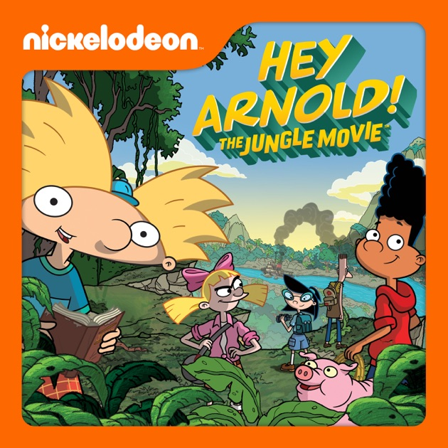 Hey Arnold: The Jungle Movie on iTunes