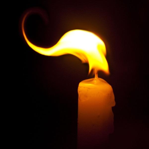 Blafrende Flammer