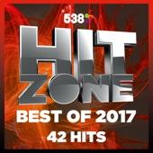 Verschillende artiesten - 538 Hitzone - Best of 2017 kunstwerk