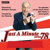 BBC Radio Comedy - Just a Minute: Series 78: BBC Radio 4 comedy panel game  artwork