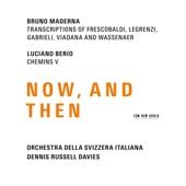 Escuchar música de Palestrina-Konzert (Transcription by Bruno Maderna): III. Vivace descargar canciones MP3
