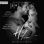 JA Huss - His Turn: The Turning Series, Book 3 (Unabridged)  artwork
