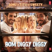 Zack Knight & Jasmin Walia - Bom Diggy Diggy (From