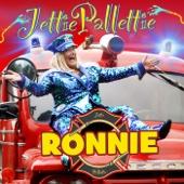 Jettie Pallettie - Ronnie kunstwerk