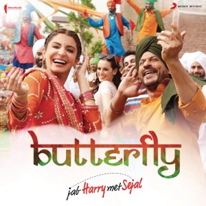 Download Chord JAB HARRY MET SEJAL – Butterfly Chords and Lyrics