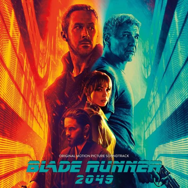 Blade Runner 2049 Original Motion Picture Soundtrack Hans Zimmer  Benjamin Wallfisch CD cover